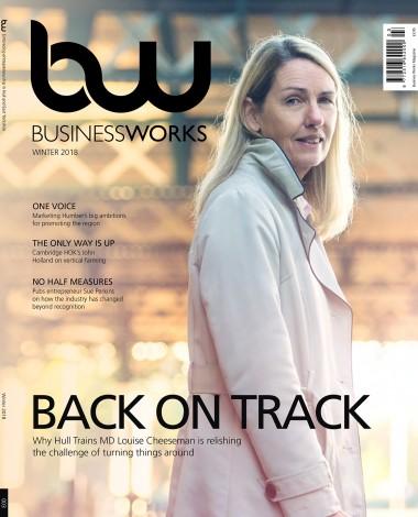 BusinessWorks 03 Winter 2018 frontpage image