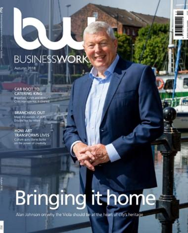 BusinessWorks 02 Autumn 2018 frontpage image