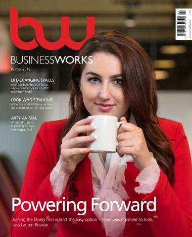 BusinessWorks 07 Winter 2019 frontpage image