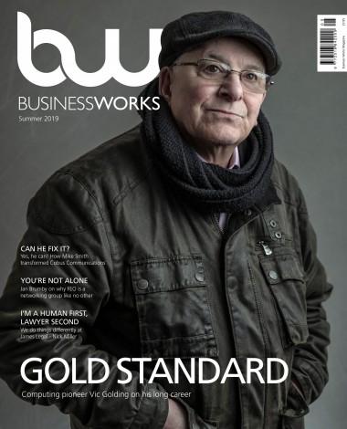 BusinessWorks 05 Summer 2019 frontpage image