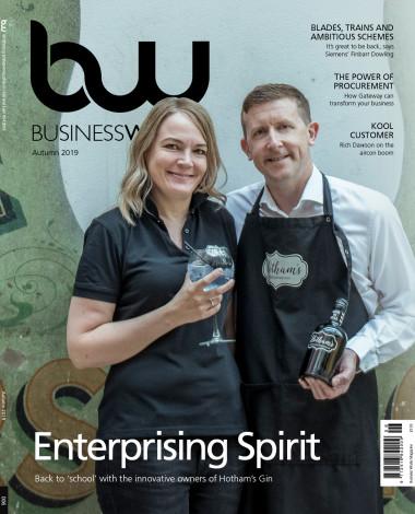 BusinessWorks 06 Autumn 2019 frontpage image