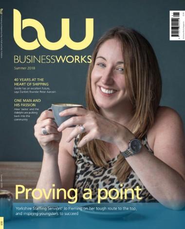 BusinessWorks 01 Summer 2018 frontpage image
