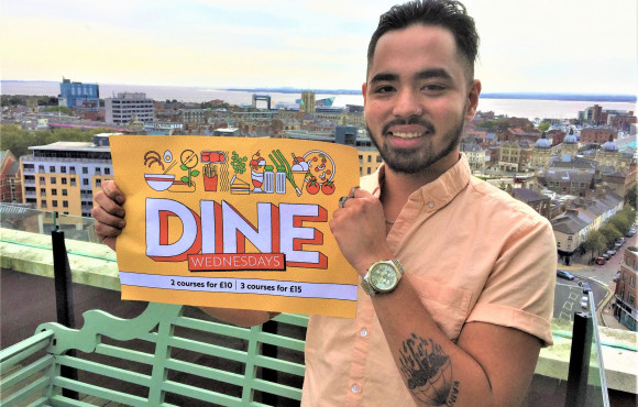 Dine Wednesdays dishes up discounts in city centre restaurants image