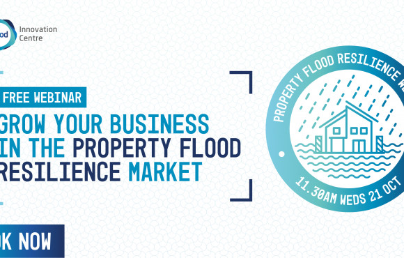 Free workshop to help SMEs seize opportunities in flood resilience market image