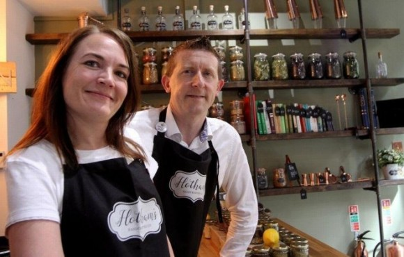 Gin guru nominated for new business award image