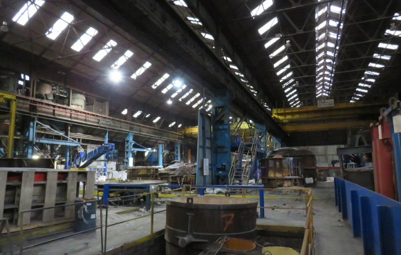 Future 'positive' as buyer sought for Scunthorpe metalworks site image