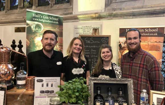 Gin school raises glass to success at VisitEngland awards image