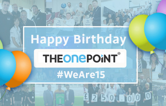 The One Point celebrates its 15th birthday image