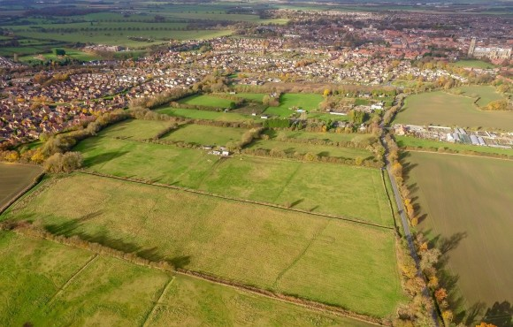 Beverley housing masterplan nears completion image