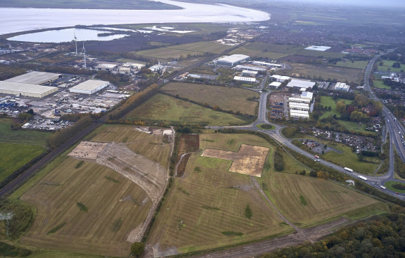 Proposed global retail logistics facility could create 1,500 jobs image