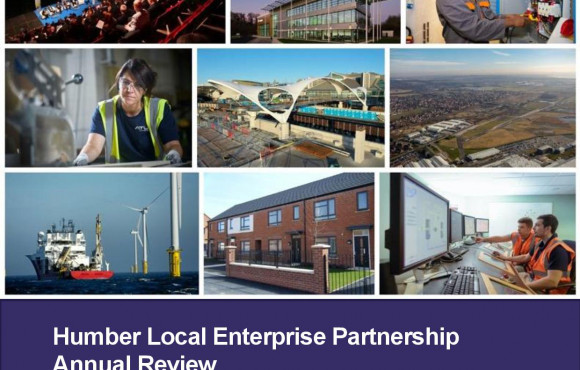 Humber LEP's future direction set out as huge scale of investment is unveiled at AGM image