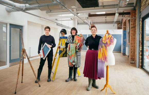 Creative juices to flow in new Fruit Market arts community image