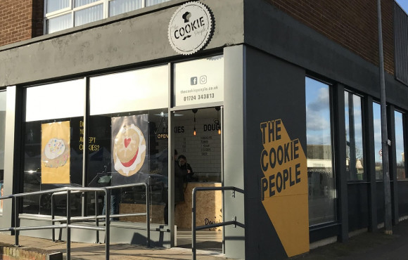 Booming cookie business is sweet treat for town's high street image