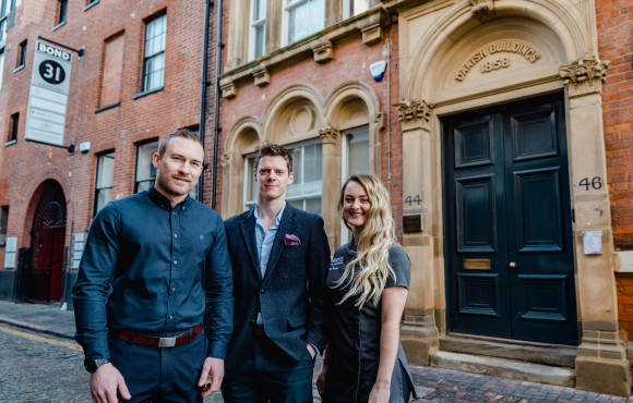 Listed building welcomes first tenants after £1.2m renovation image