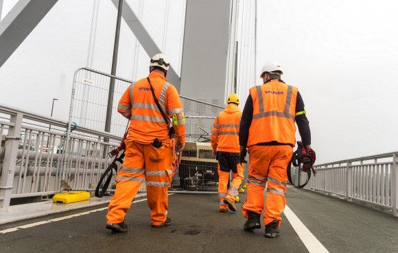 Spencer Group wins four-year Erskine Bridge contract image