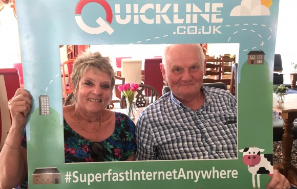 Quickline delivers modern connectivity to historic building image