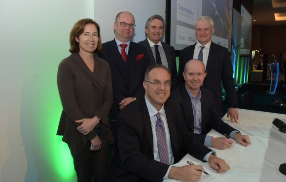 US deal will export Humber's offshore wind expertise image