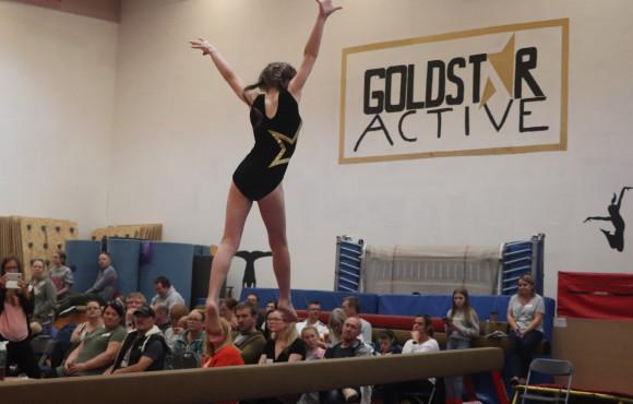 Fundraising successes help Goldstar members shine image