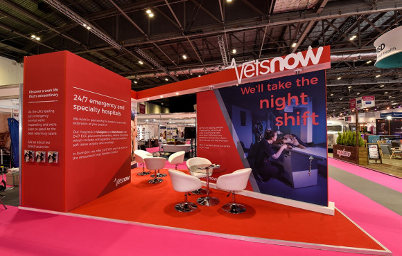 Award-winning exhibition stands business celebrates 10 years image