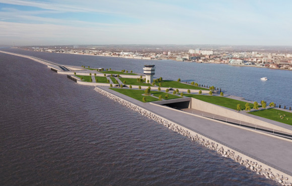 £1.5bn Lagoon Hull project 'will transform the future of our region' image