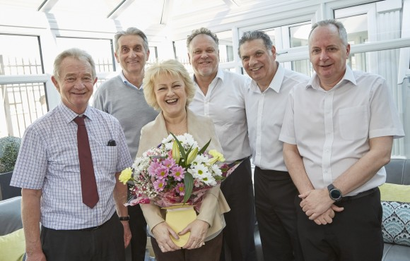 250 years in the frame: EYG hails long-serving staff image