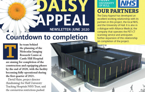 Daisy Appeal launches newsletter to chart progress image