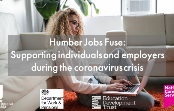 Humber Jobs Fuse launched to help with recruitment during pandemic image