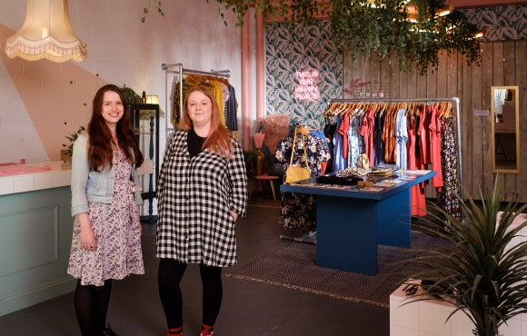 Fashion boutique opens doors in Fruit Market image