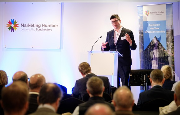 Humber has 'crucial part to play in building Northern Powerhouse' image