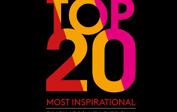 BusinessWorks Top 20 Most Inspirational Business Leaders image