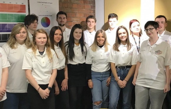 Packaging firm begins new intake of apprentices image