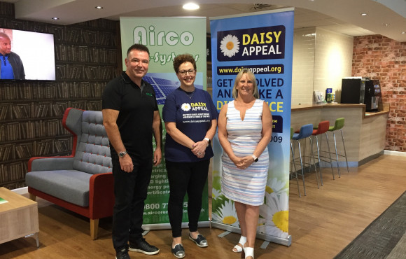 Airco nomination aids Daisy Appeal image