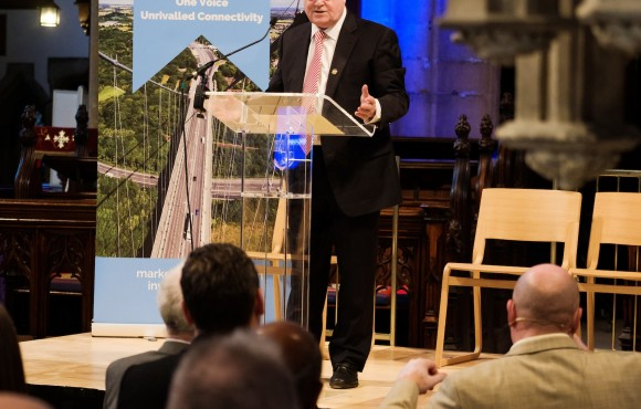 Prescott: 'The Humber can lead the world to a low-carbon economy' image