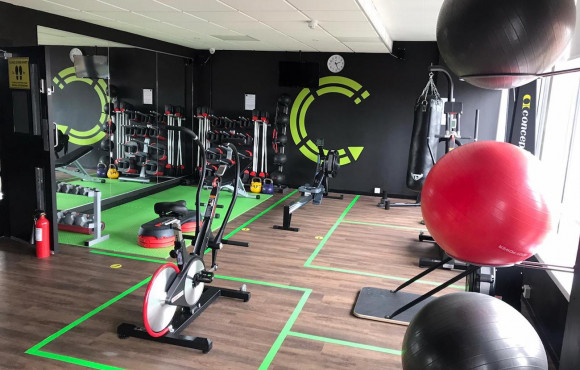 Boutique gym offers safe space for fitness image
