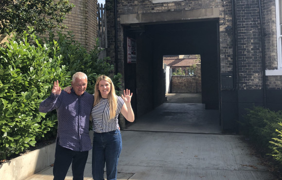Leading marketing agency buys building to create space for growing team image