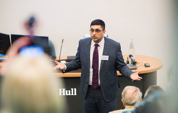 University of Hull expert to address global audience on diversity marketing image