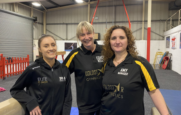 Gym club expands with plans to add pre-school and nursery image