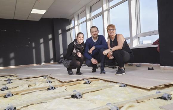 New group exercise studio set for Hull's K2 image
