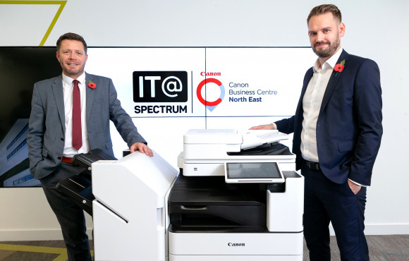 IT firm partners with Canon to launch office technology centre of excellence image