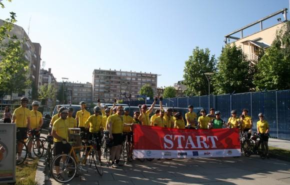 Agencia backs Kosovo cycle challenge image