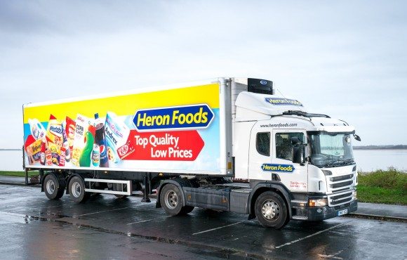 Leading temp-controlled transport firm in boost to Heron Foods image