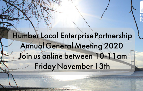 Register now for event exploring the future of the Humber economy image