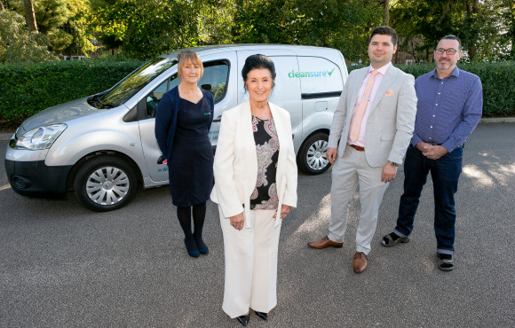 Contract wins help Cleansure continue recovery after double tragedy image