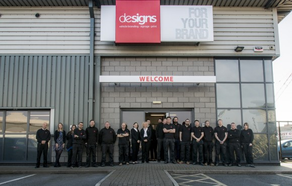 Designs campaign proves to be huge success image