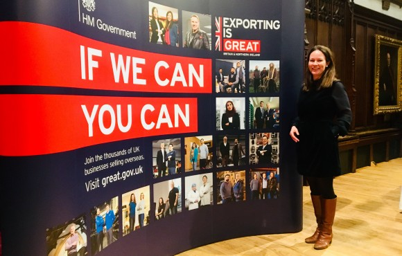 Agencia appointed to Export Champion role by DIT image