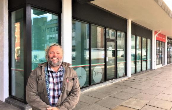 Popular Greek restaurant expands to new home on its doorstep image