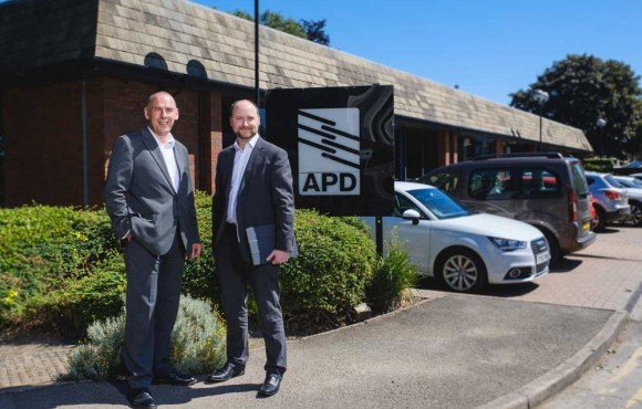 APD MD takes industry role image