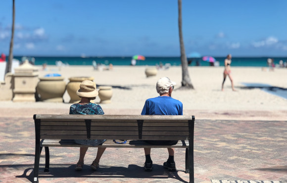 Finding retirement certainty in an uncertain world. image
