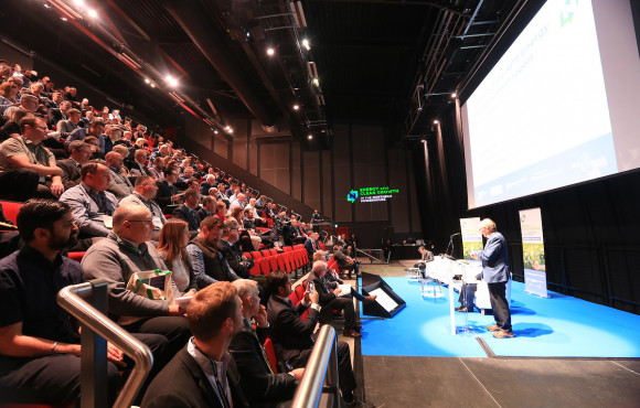 Landmark energy and clean growth conference hailed 'huge success' image
