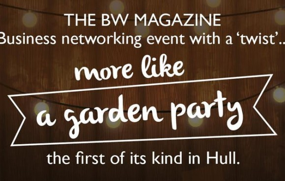 Join the BW team at networking 'garden party' image